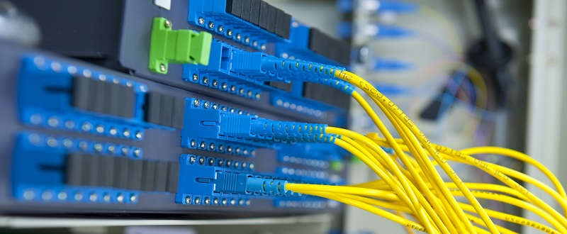 Manufacturer and distributor of data cabling solutions (fibre optic and copper materials)